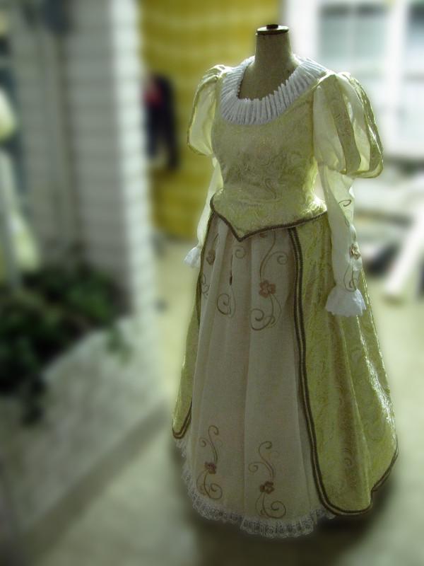 šaty na zámek Milotice #3