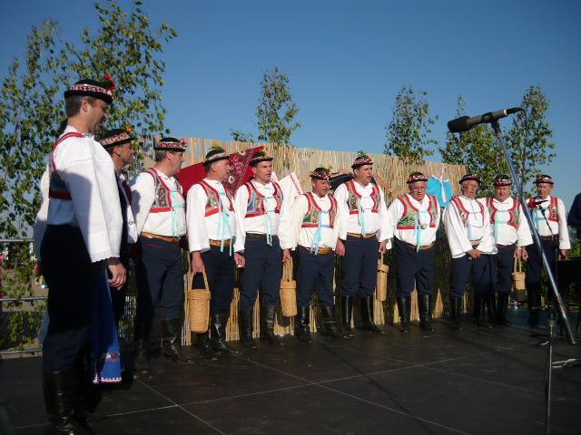 X. ročník Zpívání pod Náklem Ratíškovice